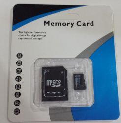 Оптовая торговля 4ГБ Micro SD карты памяти MICROSD TF флэш-памяти + адаптер
