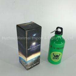 Sport di alluminio della bicicletta stampati abitudine all'ingrosso 500ml che bevono bottiglia di acqua