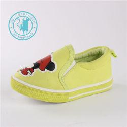 Sapatos de bebê sapatos de injecção Soft adorável sapatas (SNC-002014)