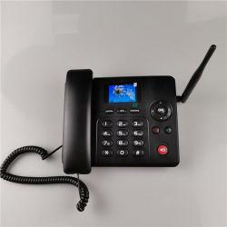 Цветной экран 4G Fwp SIM-карты 4G Lte фиксированная беспроводной телефон с WiFi/Bluetooth