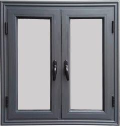 Ramen met dubbele beglazing / ramen en deuren / Commercial Aluminium Venster omkadering