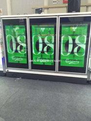 32inch 투명한 LCD 문 냉장고