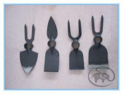 フォークのくわ鉄道の鋼鉄手のツール
