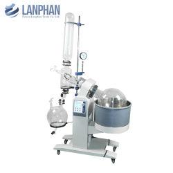 10L 20L 50L filtro giratorio de destilación al vacío evaporador rotativo Precio