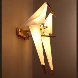 LEIDENE van de Vogel van de manier de Klassieke Lichte Decoratieve Lamp van de Muur voor Gang/Club