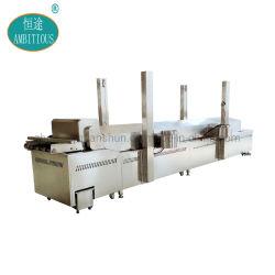 Friggitrice Automatica Industriale Gluay Kag Con Certificato Ce