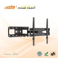 حامل التلفزيون على الحائط مع حامل لبيع أعلى القنوات في الصين (CT-WPLB-EA202)