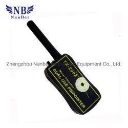 Handmetalldetektor mit ISO-Bescheinigung