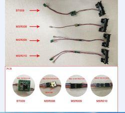 Msr009 Leitor de Cartão Magnético 1mm Cabeça magnética para pista 1/2/3