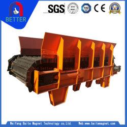 광업 생산 라인을%s ISO/Ce 승인 1200mm 벨트 폭 사슬 앞치마 지류