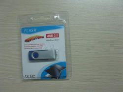 Azionamento del USB della parte girevole con l'imballaggio della bolla