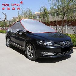 Commerce de gros Sunproof UV universel de protection de capot de voiture automatique de pliage de pare-brise