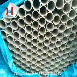 De super Duplex Naadloze Buis van de Pijp van het Roestvrij staal S32750/1.4410/Saf2507