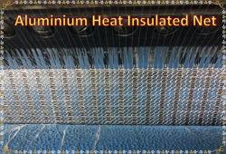 Серебристый сетка Отражающий солнцезащитный экран тени тепло изолированный взаимозачет