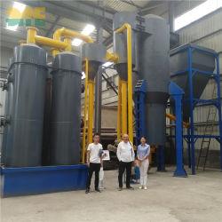 Générateur de bois de 1 MW, 100kw Bamboo Power Plant de gazéification de biomasse