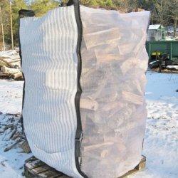 [1000كغ] كبير يحاك بوليبروبيلين حقيبة [جومبو] حقيبة تصميم جديدة 1 طن [بّ] حقيبة لأنّ حطب