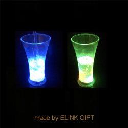[390مل] [14وز] [لد] يشعل بلاستيك فوق يبرق كوكتيل فنجان كولا فنجان باردة أشربة فنجان عصير فنجان مع ماء محسّ