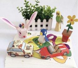 Origami Puzzlespiel der Soem-Kinder handgemachtes Buch