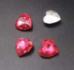 K9イブニング・バッグのための水晶中心のシャムのダイヤモンドの水晶豪華な石造りの水晶ビード