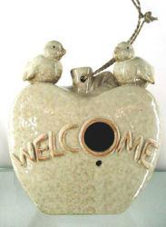 Nouveau style décoratif de la chambre d'oiseaux en céramique