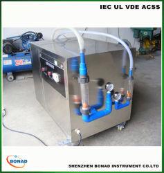 IEC60529 Ipx1-Ipx6 maakt de Apparatuur van de Test van de Regen waterdicht