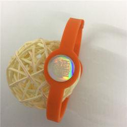 Sy01-01-001 personnaliser d'énergie hologramme Bracelets en Silicone