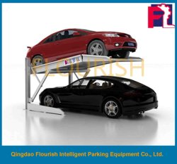 Авто две должности / четыре должности для парковки автомобиля для подъема дома гараж