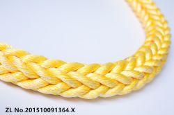 El IMPA 8/12 Mezcla de filamentos de poliéster poliamida nylon polipropileno para el amarre de la cuerda de remolque Marina
