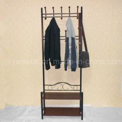 거실 가구 금속가방 의류 옷감 옷걸이 신발 랙