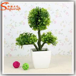 Sfera artificiale dell'erba dei bonsai del dell'impianto della nuova di stile decorazione della casa