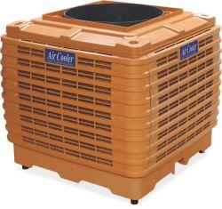 18000m3/H 1.1/1.5kw axiale Verdampfungsluft-Kühlvorrichtung