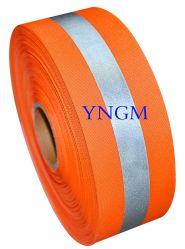 Orange Reflective Safety Tape für Warning