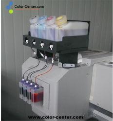 Mutoh VJ1638 CISS Système d'alimentation d'encre continu 4X4 Cartouche d'encre de recharge