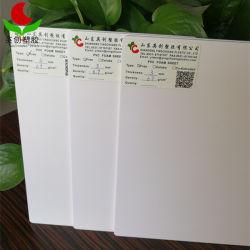 PVC-Platte für Möbel Herstellung Material in China hergestellt