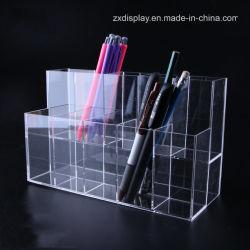 熱い販売の明確なアクリルのペンのホールダー