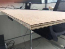 Núcleo de contrachapado de madera de eucalipto comercial