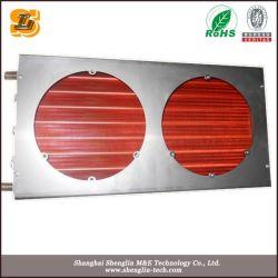 3r-6T-800 Copper Tube aleta de cobre do trocador de calor