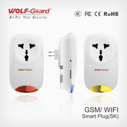 Intelligenter Stecker-Fernsteuerungssystems-Schalter G-/MWiFi