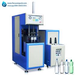 Manuel de semi-automatique le plastique bouteille Pet de moulage par soufflage de la machine de moulage Prix de gros de l'Inde