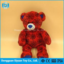 Cadeau personnalisé ours en peluche coloré un jouet en peluche pour bébé