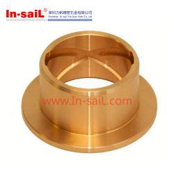 Soem-Messingpräzision CNC-drehenteile