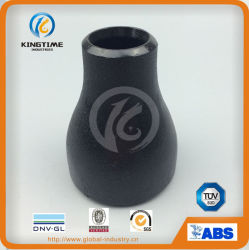 Conc. Reductiemiddelen van het Koolstofstaal ASME B16.9 A234wpb Bw Gelaste Sch40 (KT0303)