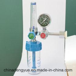 Ce ISO Medical Oxygen Regulator met Flowmeter