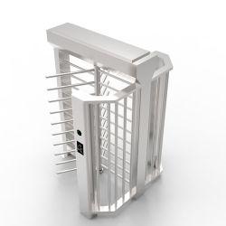 نظام التحكم في الوصول ثنائي الاتجاه عالي الأمان RFID بوابة الدوران كاملة الارتفاع حاجز آلي للقارئ
