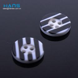 China Fabricante Logotipo Impressão grossista Botão de poliéster