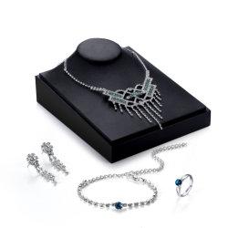Оптовая торговля 2018 верхней части свадебной моды аксессуары для женщин проектирования ювелирных украшений в подарок для продвижения Crystal