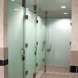 Partition Shaneok commercial moderne de toilettes