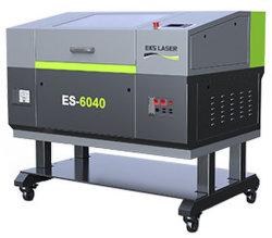 Es-6040 Portable gravure fibre faucheuse avec des solutions flexibles