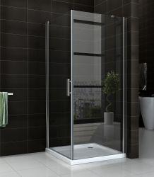 Casella semplice Cina 90X90 della baracca dell'acquazzone del blocco per grafici Polished della stanza da bagno