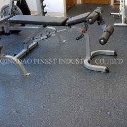 Salle de Gym de verrouillage de gros des revêtements de sol tapis de sol en caoutchouc